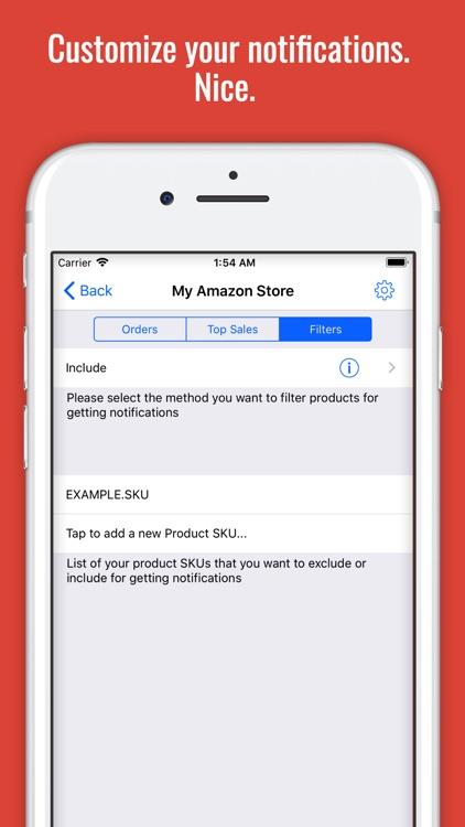 Seller Siren screenshot-3