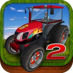 Tractor - Farm Driver 2