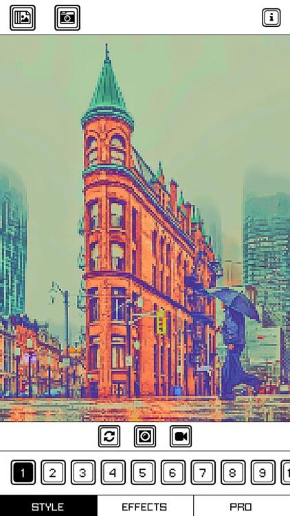 Pixel Art Camera screenshot-5