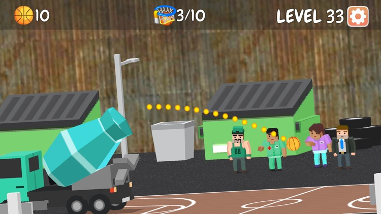 Basketball Hoops Master screenshot-7