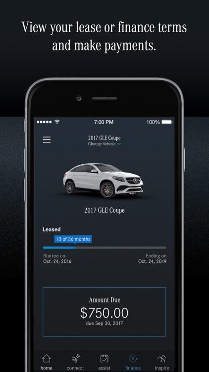 Mercedes me (USA) screenshot-3