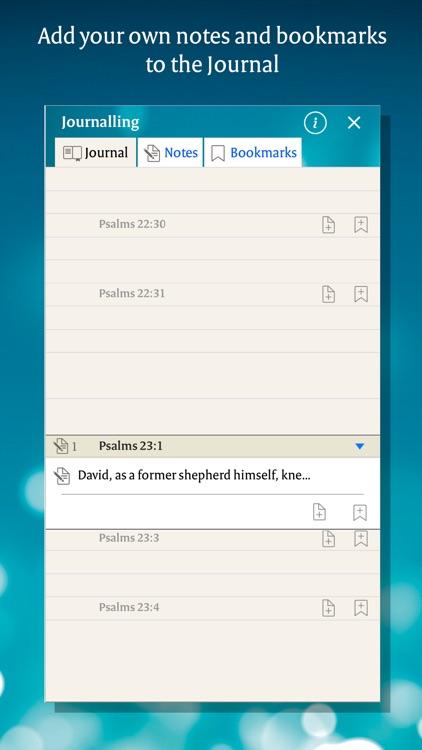 NIV Audio Bible: David Suchet screenshot-3