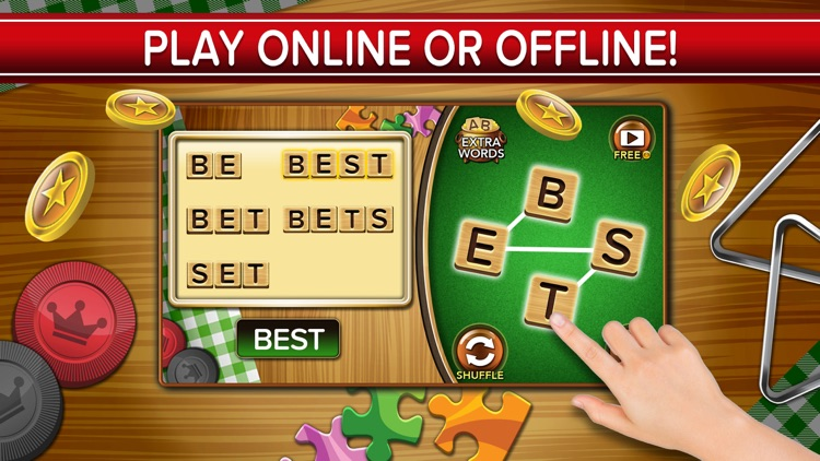 Word Collect: Word Games screenshot-3