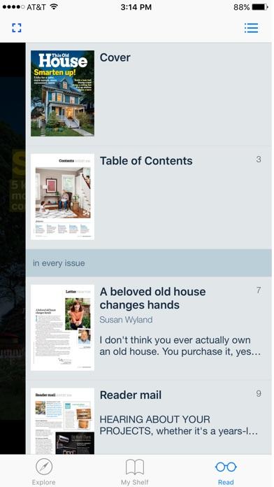 Flipster Digital Magazines review screenshots