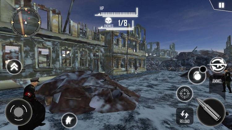 World War Survival Saga screenshot-0