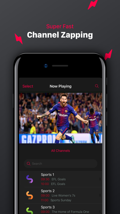 IPTV Pro - M3U Player by Glenn Calleja (iOS, United States