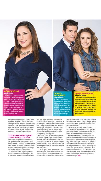 TVyNovelas Revista screenshot-3