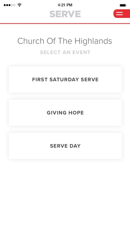 Serve Day screenshot-3