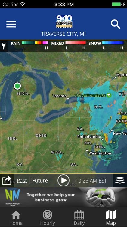 Doppler 9&10 Weather Team screenshot-3