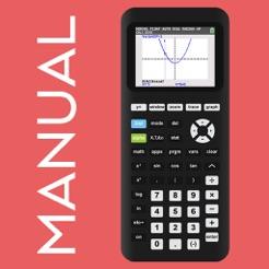 ti 84 ce graphing calculator manual ti 84 plus ce high school math rh itunes apple com graphing calculator manual ti-84 hp 50g graphing calculator manual pdf