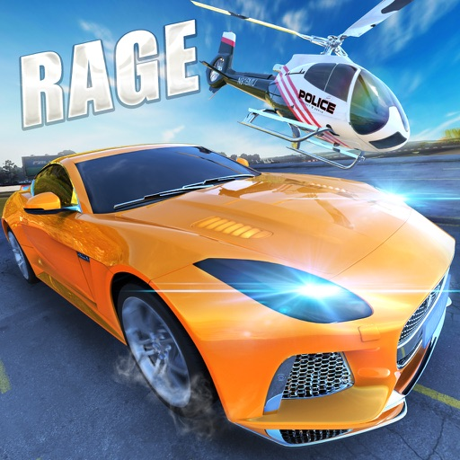 Rage Racing 3D
