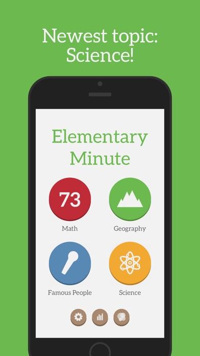 Elementary Minute screenshot 1