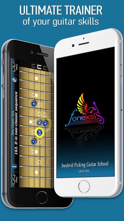 Swybrid Picking Guitar School screenshot-4