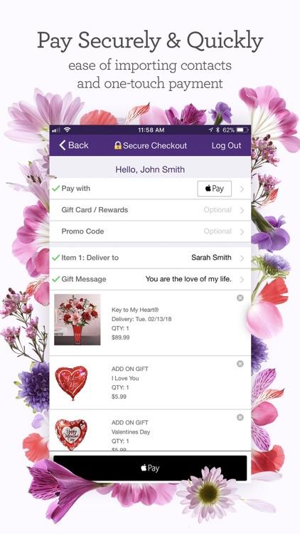 1800Flowers.com: Send Flowers screenshot-4