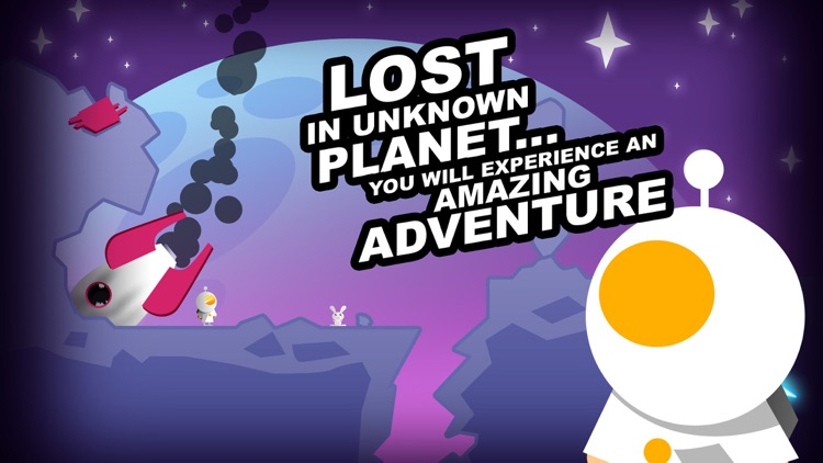 Tiny Space Adventure - A Point & Click Game