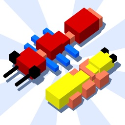 Pixel Bug Smash & Squash