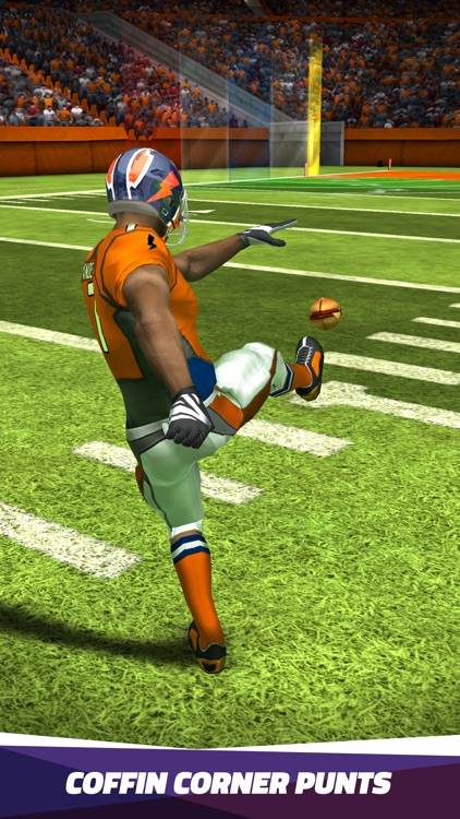 Flick Field Goal 19 screenshot-3