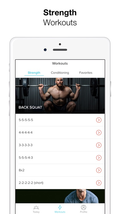 Keelo - Strength HIIT Workouts screenshot-3