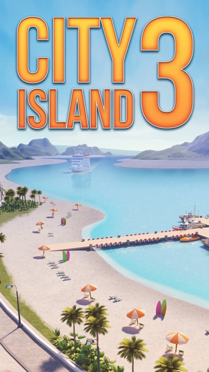 City Island 3 - Building Sim screenshot-0