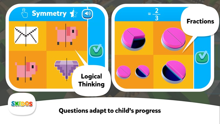 Kids Train Games : Cool Math screenshot-6
