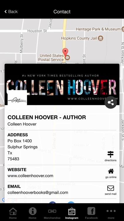 Colleen Hoover - Author screenshot-4