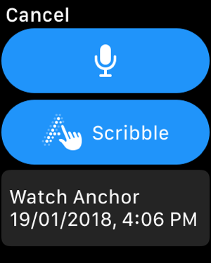 Anchor Pointer Screenshot
