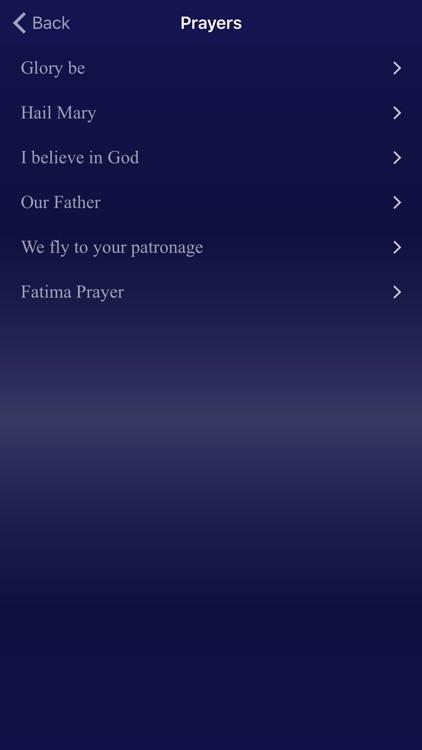 RosaryMate - Holy Rosary screenshot-4