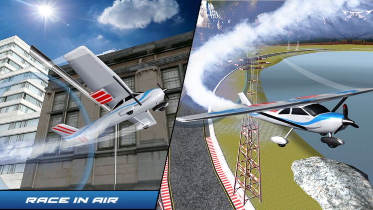 Airplane Flight Simulator Game screenshot-3