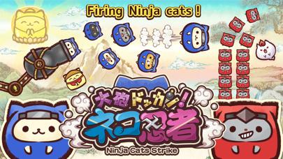 Ninja Cats Strike screenshot one