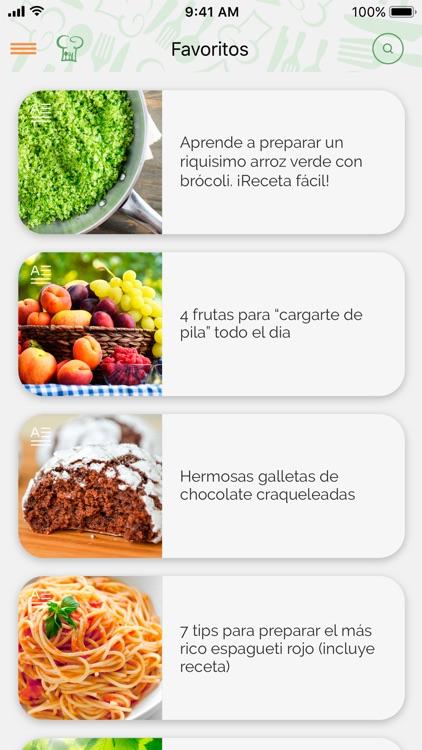 Cocina Delirante screenshot-3