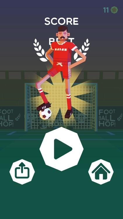 FootBallHop! screenshot-3