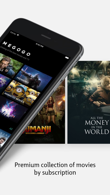 MEGOGO -  Movies & TV Online screenshot-1