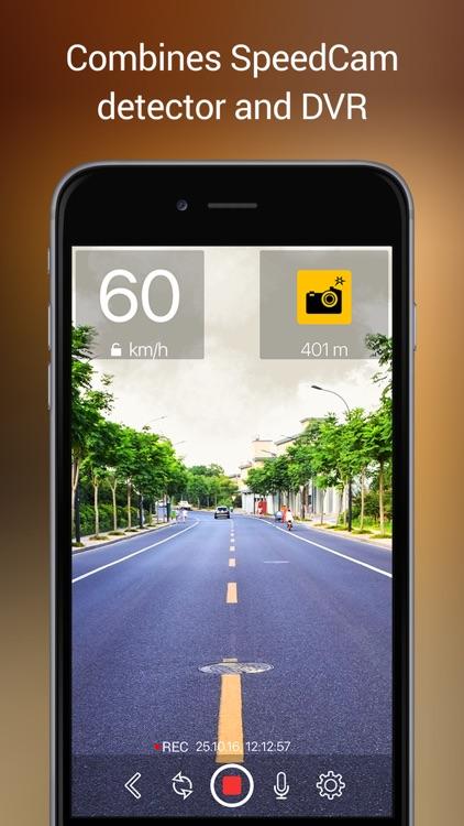 AM Radar. Speed Cam Detector screenshot-4