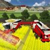 Village Farmer Tractor Drive