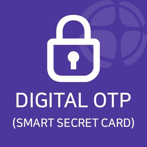 디지털OTP(스마트보안카드) iOS App
