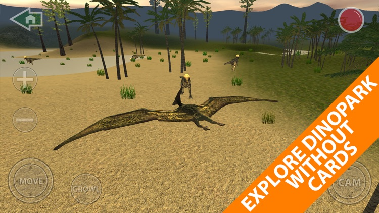 myARgalaxy - Dinosaurs screenshot-4