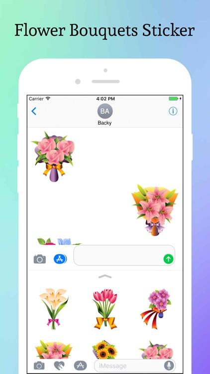 Ultimate Flower Bouquet Emoji by Aman Kumar