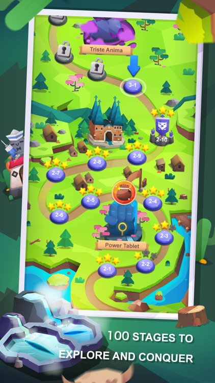 Fitness RPG screenshot-3