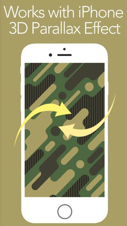 Camo Yo Screen! - Camouflage screenshot-4
