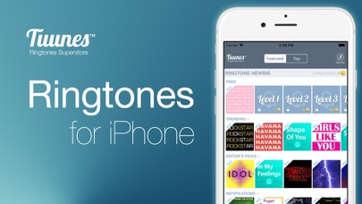 Ringtones - TUUNES™ for iPhone for Windows
