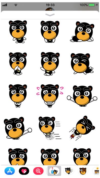 Beb 20 Stickers Screenshot