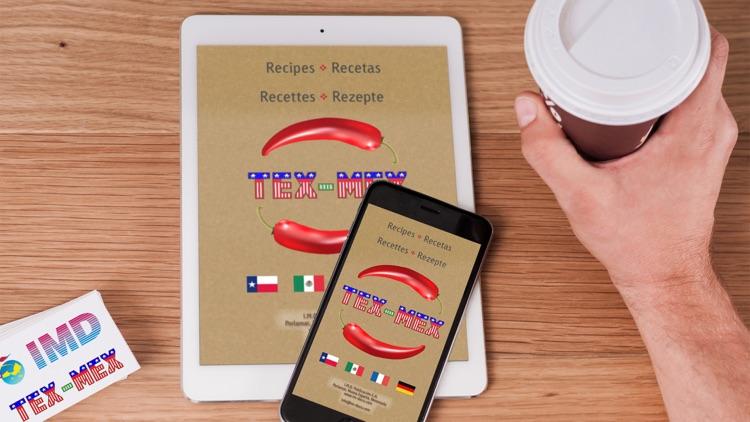 Tex-Mex Recipies screenshot-4