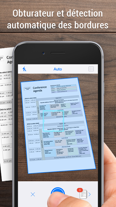 download iScanner - Scanner document. apps 1