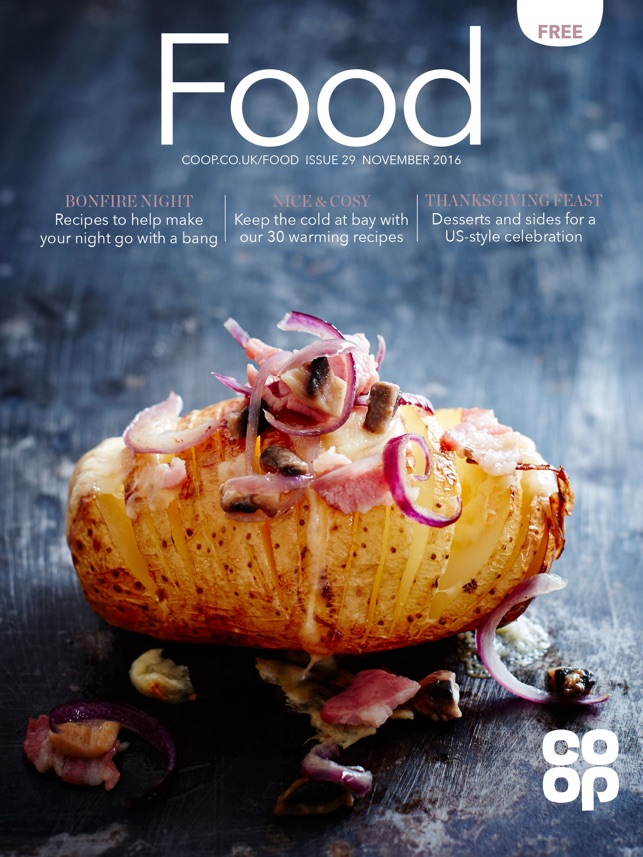 co op food magazine on the app store