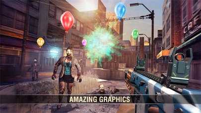 DEAD TRIGGER 2 Zombie Shooter Screenshots