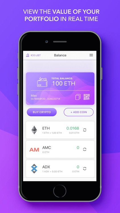 Citowise - Ethereum Wallet screenshot-6