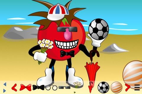 Mr. Tomato - náhled