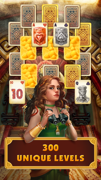 Solitaire Treasure of Time screenshot 4