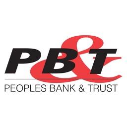 Peoples Bank & Trust iPad Version