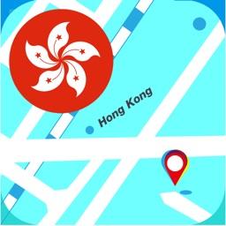 Hong Kong Offline Map